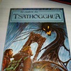 Juegos Antiguos: EL RASTRO DE TSATHOGGHUA LLAMADA DE CTHULHU. Lote 253543095