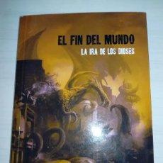 Juegos Antiguos: JUEGO DE ROL EL FIN DEL MUNDO LA IRA DE LOS DIOSES. Lote 253546625