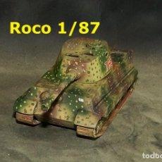 Juegos Antiguos: KING TIGER ROCO 1/87(H0). Lote 253585190