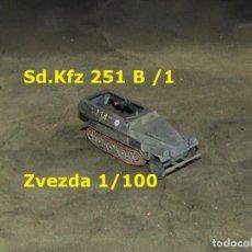 Juegos Antiguos: SDKFZ 251 A /1, 15MM -1/100. Lote 253585375