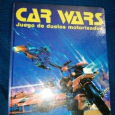Jogos Antigos: CAR WARS, JUEGO DE ROL Y ESTRATEGIA, JUEGO DE DUELOS MOTORIZADOS CON AUTORIZACIÓN DE STEVE JACKSON. Lote 253909270