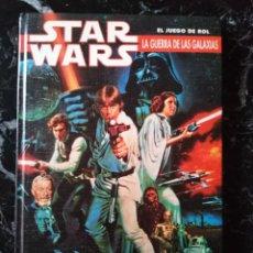 Juegos Antiguos: STAR WARS EL JUEGO DE ROL BASICO (JOC INTERNACIONAL 401) - TAPA DURA. Lote 253923305
