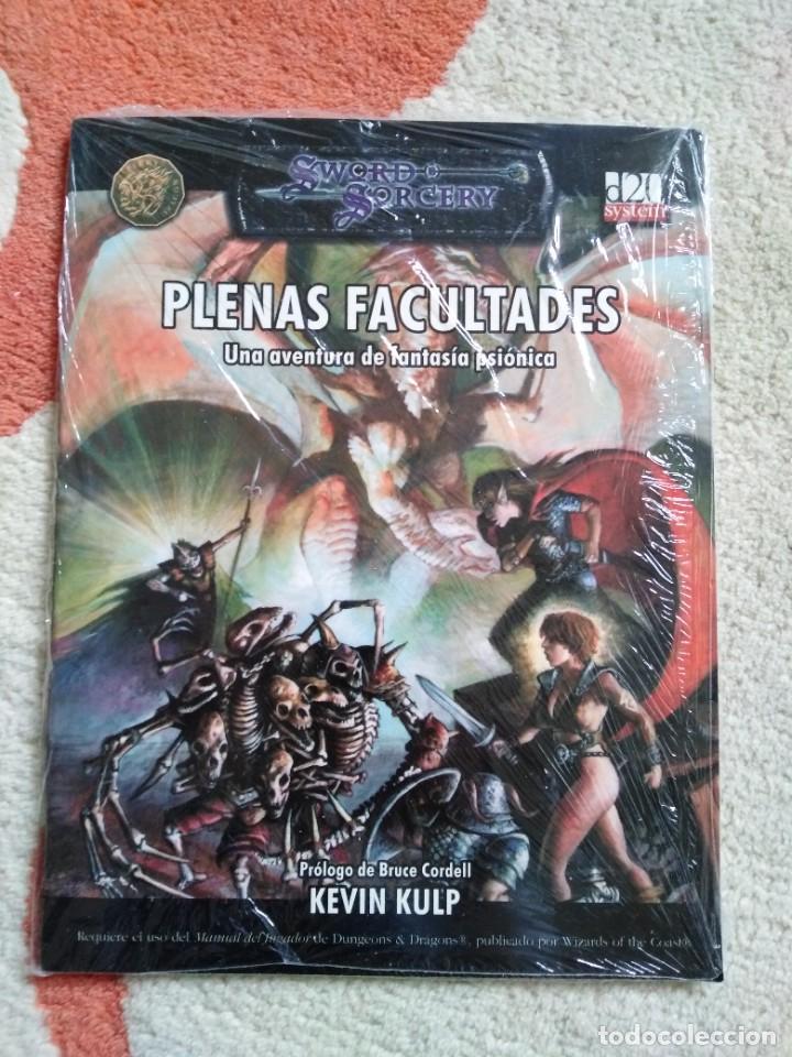 DUNGEONS & DRAGONS PLENAS FACULTADES (LA FACTORIA LFDD303) (Juguetes - Rol y Estrategia - Juegos de Rol)