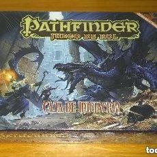Juegos Antiguos: PATHFINDER CAJA DE INICIACIÓN D&D 3.5 ROL DUNGEONS AND DRAGONS DEVIR PRECINTADO. Lote 253963645