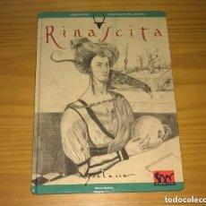 Juegos Antiguos: AQUELARRE RINASCITA JUEGO DE ROL DEMONÍACO RENACENTISTA RICARD IBAÑEZ JOC INTERNACIONAL. Lote 253964165