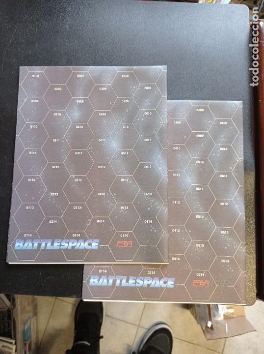 Juegos Antiguos: Battlespace El juego de combate espacial del universo de Battletech - Foto 5 - 250161715