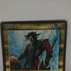 Jogos Antigos: CARTA MAGIC THE GATHERING LORD OF TRESSERHORN. Lote 254365845
