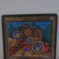 Jogos Antigos: CARTA MAGIC THE GATHERING SOLDEVI DIGGER. Lote 254366000