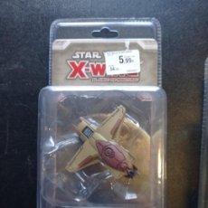 Juegos Antiguos: STAR WARS X-WING FANTASY FLIGHT IMPERIAL CAZA M-12-L KIMOGILA PRECINTADA. Lote 254618810