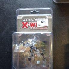 Juegos Antiguos: STAR WARS X-WING FANTASY FLIGHT IMPERIAL VIBORA ESTELAR PRECINTADA. Lote 254619170