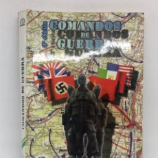 Juegos Antiguos: LIBRO JUEGO DE ROL COMANDOS DE GUERRA 3ª EDICION EDITORIAL SOMBRA. Lote 254712835