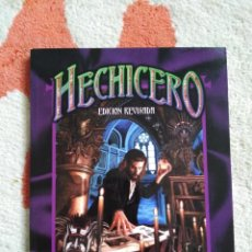 Juegos Antiguos: MAGO LA ASCENSION HECHICERO EDICION REVISADA (LA FACTORIA DE IDEAS LF1712). Lote 255429135