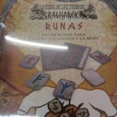 Juegos Antiguos: RUNAS RAGNAROK. ROL. Lote 257688590