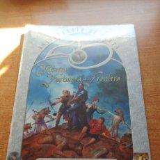 Juegos Antiguos: RETORNO A LA FORTALEZA DE LA FRONTERA, NUEVO PRECINTADO MODULO ROL ADVANCED DUNGEONS & DRAGONS. Lote 257705165