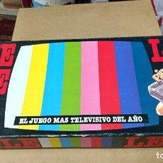 Juegos Antiguos: TELELE TELE LE CEFA TRIVIAL TELEVISIÓN DE LOS 80. Lote 258767580