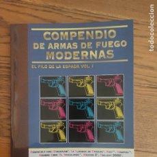Juegos Antiguos: COMPENDIO DE ARMAS DE FUEGO MODERNAS . EL FILO DE LA ESPADA VOL.1. CYBERPUNK. M+D. NUEVO.. Lote 261556560