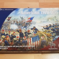Juegos Antiguos: PERRY MINIATURES BATTLE IN A BOX AMERICAN CIVIL WAR. Lote 261892140