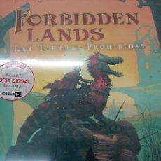 Juegos Antiguos: FORBIDDEN LANDS. Lote 262877930