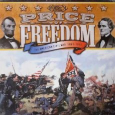 Juegos Antiguos: WARGAME THE PRICE OF FREEDOM. COMPASS GAMES. Lote 263039180