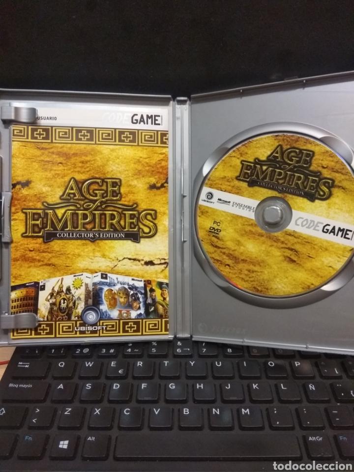 Juegos Antiguos: AGE OF EMPIRES COLLECTORS EDITION - Foto 3 - 263074780