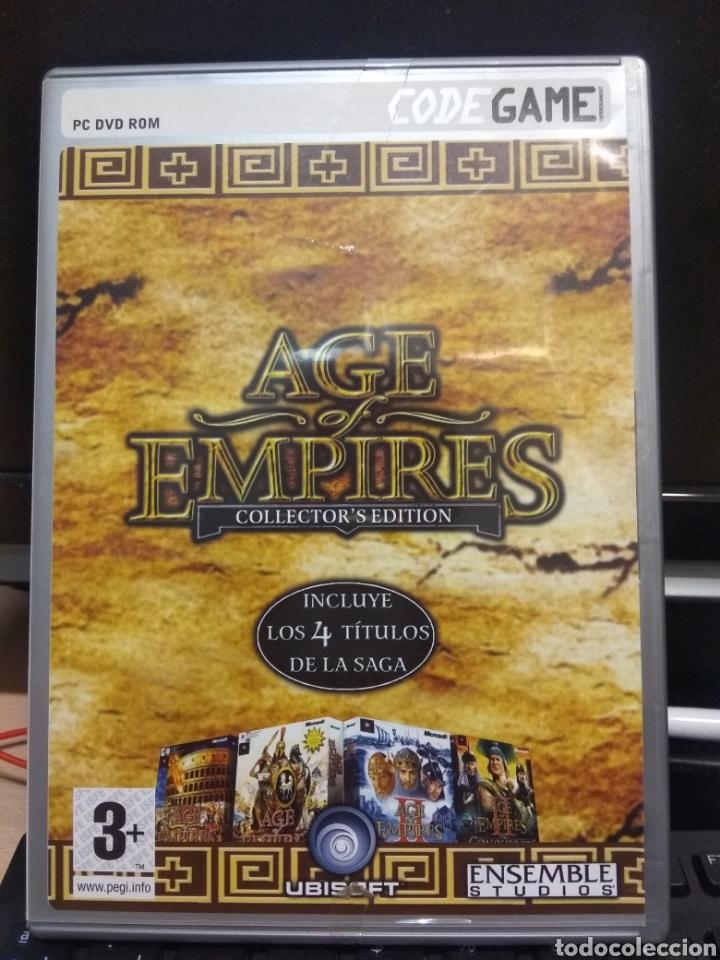 AGE OF EMPIRES COLLECTOR'S EDITION (Juguetes - Rol y Estrategia - Otros)