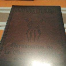 Juegos Antiguos: ACHTUNG! CTHULHU - DOCUMENTOS DE LA GUERRA SECRETA - JUEGO ROL EDGE - MITOS CTHULHU. Lote 263089880