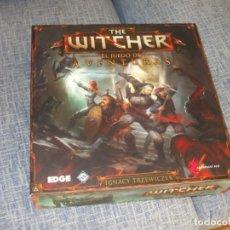 Juegos Antiguos: JUEGO DE MESA: THE WITCHER EL JUEGO DE AVENTURAS. Lote 263171685