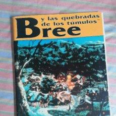 Juegos Antiguos: EL SEÑOR DE LOS ANILLOS J.R.R. TOLKIEN SUPLEMENTO JUEGO DE ROL BREE Y LAS QUEBRADAS DE LOS TÚMULOS. Lote 264511384