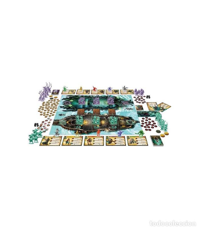 Juegos Antiguos: Pack Rum and Bones Caja Basica y Expansiones Maldicion Mazu y Brise Sanguine (Precintados) - Foto 3 - 265848734