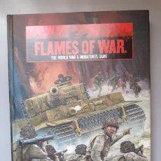 Juegos Antiguos: FLAMES OF WAR. Lote 266536858