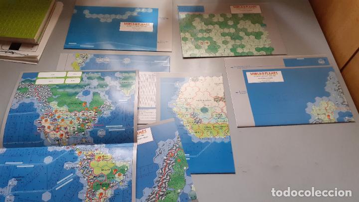 Juegos Antiguos: wargame world in flames, ADG - Foto 2 - 266537008