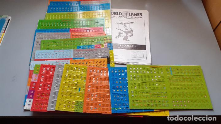 Juegos Antiguos: wargame world in flames, ADG - Foto 3 - 266537008