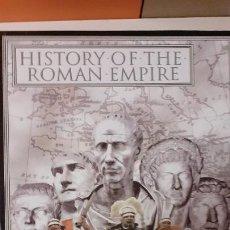 Juegos Antiguos: WARGAME HISTROY OF THE ROMAN EMPIRE. UGD. Lote 268853309