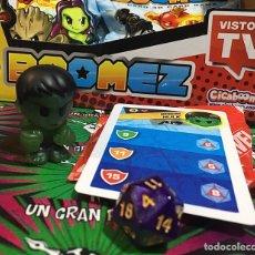 Juegos Antiguos: JUEGO BOOMEZ HULK MARVEL EN ESPAÑOL. Lote 269249118