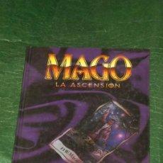 Juegos Antiguos: ROL - MAGO LA ASCENSIÓN - BASICO - LA FACTORIA LF3051 2000. Lote 269372283