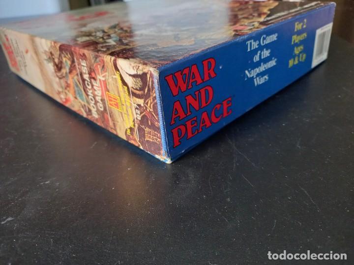 Juegos Antiguos: Wargame Guerra y paz de avalon hill - Foto 3 - 269478263