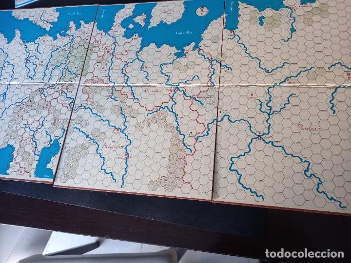 Juegos Antiguos: Wargame Guerra y paz de avalon hill - Foto 5 - 269478263