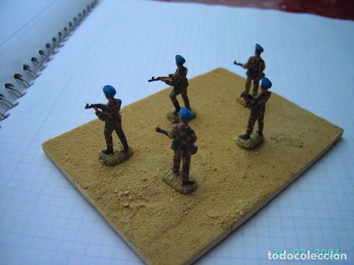Juegos Antiguos: DIORAMA SPETZNAS SOVIETICOS EN AFGANISTAN.ESCALA 1/72. - Foto 3 - 269771818
