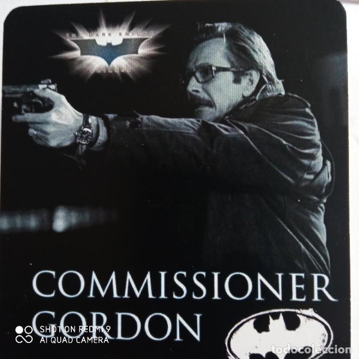 Juegos Antiguos: GORDON SWATS SET Kit METAL DC UNIVERSE BATMAN MINIATURE GAME Knight Models 35MM - Foto 2 - 270378913