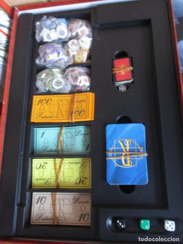 Juegos Antiguos: JUEGO : L AGE DE LA RENAISSANCE ( EN FRANCES ) , DESCARTES EDITEUR - Foto 2 - 270380733