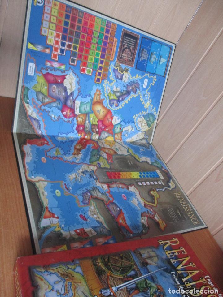 Juegos Antiguos: JUEGO : L AGE DE LA RENAISSANCE ( EN FRANCES ) , DESCARTES EDITEUR - Foto 13 - 270380733