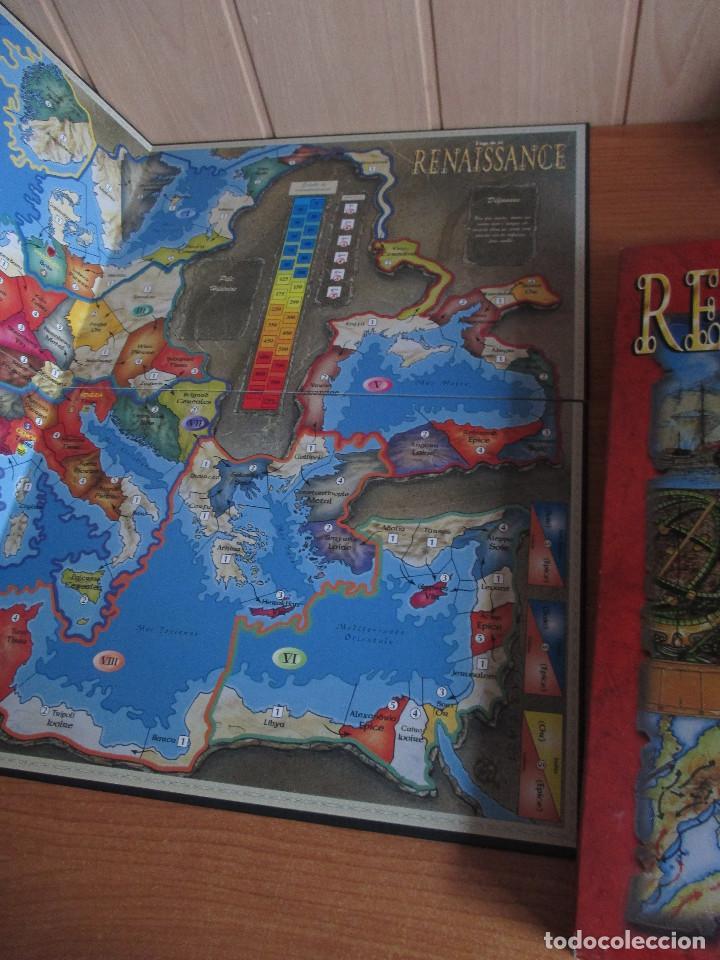 Juegos Antiguos: JUEGO : L AGE DE LA RENAISSANCE ( EN FRANCES ) , DESCARTES EDITEUR - Foto 15 - 270380733