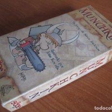 Juegos Antiguos: JUEGO : MUNCHKIN. Lote 270380973