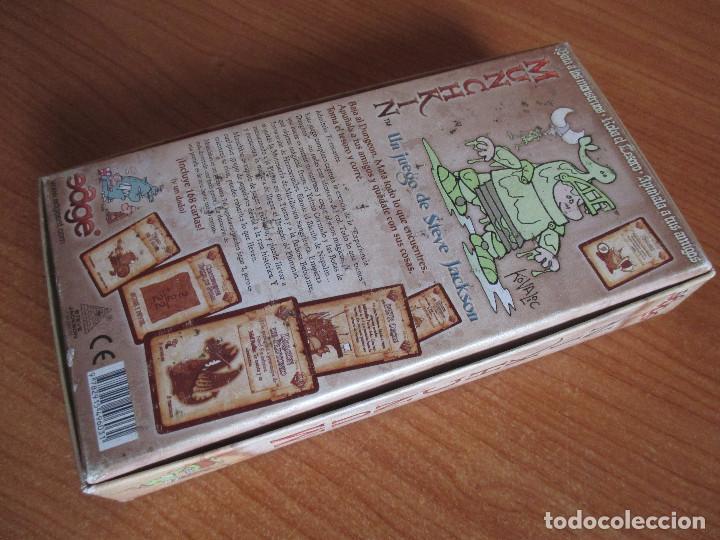 Juegos Antiguos: JUEGO : MUNCHKIN - Foto 2 - 270380973