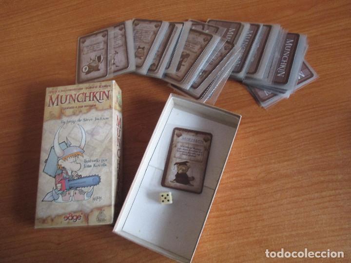 Juegos Antiguos: JUEGO : MUNCHKIN - Foto 3 - 270380973