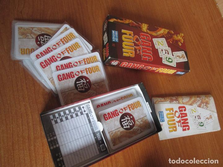 Juegos Antiguos: JUEGO : GANG OF FOUR - Foto 4 - 270381128