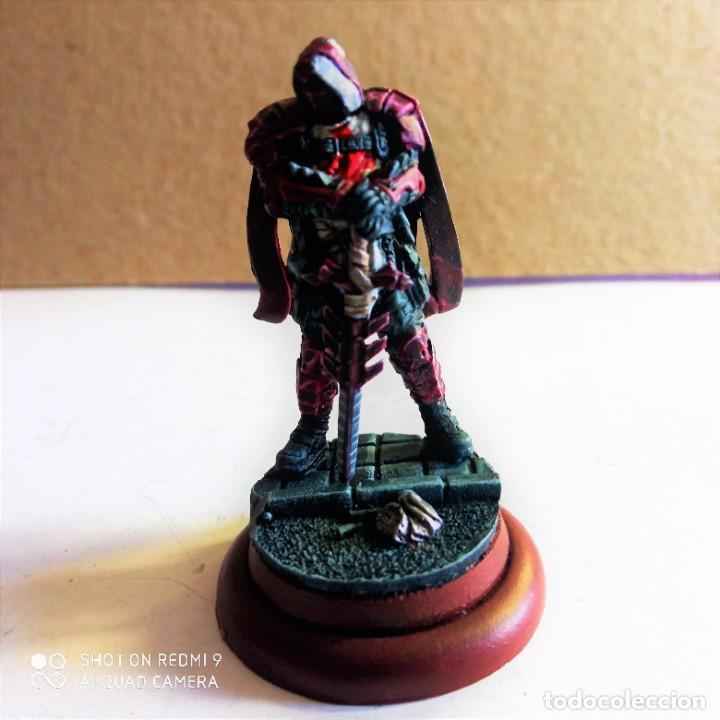 AZRAEL KIT METAL DC UNIVERSE BATMAN MINIATURE GAME KNIGHT MODELS 35MM (Juguetes - Rol y Estrategia - Otros)