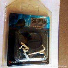 Juegos Antiguos: PROF. ZOOM KIT METAL DC UNIVERSE BATMAN MINIATURE GAME KNIGHT MODELS 35MM. Lote 270394978
