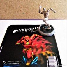 Juegos Antiguos: FLASH KIT METAL DC UNIVERSE BATMAN MINIATURE GAME KNIGHT MODELS 35MM. Lote 270395133