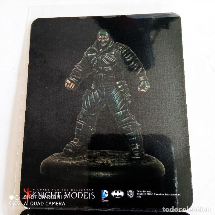Juegos Antiguos: BANE CREW ARKHAM ORIGINS Kit metal DC BATMAN Miniature Game Knight Models. 35 mm - Foto 2 - 270396138